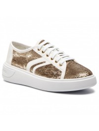 Geox Sneaker Χρυσό OTTAYA D92BYE 0AT54 C0583