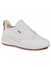 Geox Sneaker Λευκό AERANTIS D02HNA 00085 C1001