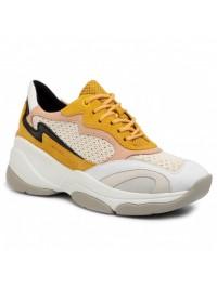 Geox Sneaker Κίτρινο/Λευκό KIRYA D92BPB 02214 C2M1Q