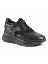 Geox Sneaker Μαύρο BACKSIE D04FLE 085CF C9997