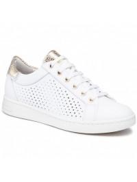 Geox Sneaker Λευκό JAYSEN D151BB 085CF C0232