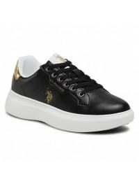U.S. POLO Sneaker Μαύρο JEWEL029