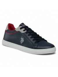 U.S. POLO Ανδρικό Sneaker Μπλε CURT