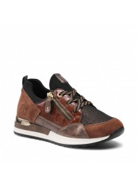 Remonte by Rieker Casual/Sneaker Καφέ R2529-25