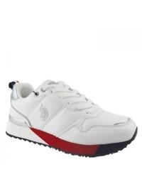 U.S. POLO Sneaker Λευκό TABITHA5 CLUB