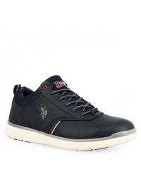 U.S. POLO Ανδρικό Sneaker Μπλε CREE