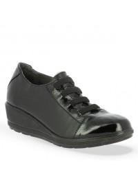 Parex Sneaker Μαύρα 10718029.B