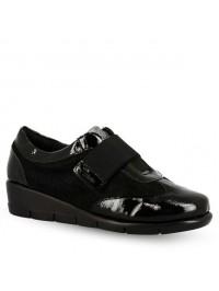 Parex Sneaker Μαύρα 10720010.B