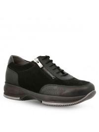 Parex Sneaker Μαύρα 10722015.B