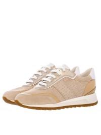 Geox Sneaker Μπεζ TABELYA D94AQA 022BC C5K2L