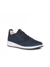 Geox Sneaker Μπλε AERANTIS U047FD 0007T C4277