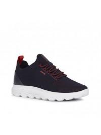 Geox Sneaker Μπλε SPHERICA U15BYA 0006K C4064