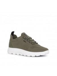 Geox Sneaker Πράσινο Λαδί SPHERICA U15BYA 0006K C3704
