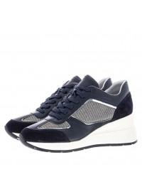 Geox Sneaker Σκούρο Μπλε ZOSMA D028LA 0EW85 C4002
