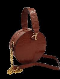 COVERI Τσάντα HH39322 BROWN