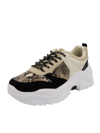 Menbur Sneaker Μπεζ 021199