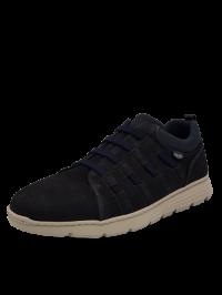 ON FOOT Ανδρικό Casual Sneaker 3005 BLACK/BLUE