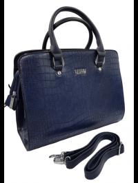 COVERI Τσάντα CC1137-1 BLUE