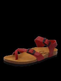 Plakton Πέδιλο Σανδάλι Κόκκινο 101016 RED
