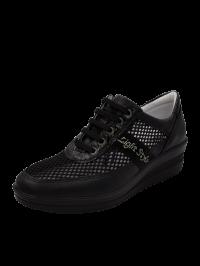 IMAC Casual Sneaker Μαύρο 72100