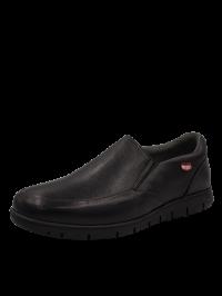ON FOOT Ανδρικό Casual Μοκασίνι Μαύρο 8903 BLACK