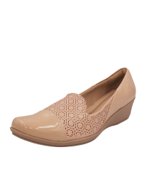 Picaddilly Casual Μοκασίνι Beige Rose 144041