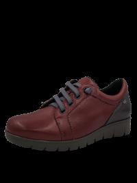 ON FOOT Casual Sneaker Μπορντό 15506 BORDEAUX