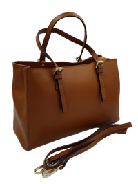 MADE IN ITALY Τσάντα 07028 BROWN
