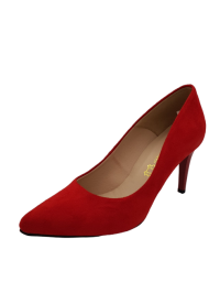 Ragazza Γόβα Κόκκινη R050