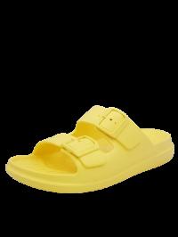 Parex Παντόφλα Κίτρινη 11823042.Y