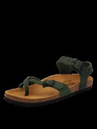 Plakton Πέδιλο Σανδάλι Πράσινο 101016 GREEN