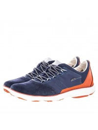 Geox Sneaker Μπλε NEBULA U94D7C 01122 C4005