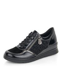 Remonte by Rieker Casual/Sneaker Μαύρο R0701-02