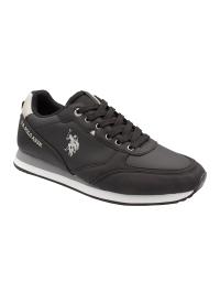U.S. POLO Ανδρικό Sneaker Μαύρο BRYSON1