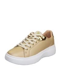 U.S. POLO Sneaker Χρυσό MONIQUE SHINY