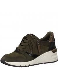 Tamaris Sneaker Πράσινο/Χακί 1-23702-27 709