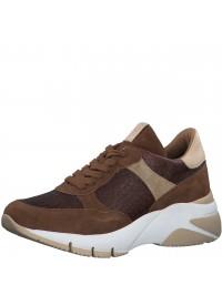 Tamaris Sneaker Καφέ/Ταμπά 1-23782-25 331