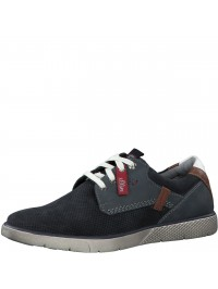 s.Oliver Ανδρικά Casual Sneakers Μπλε 5-13600-24 805