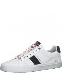 S.Oliver Sneaker Λευκό 5-13600-36 100