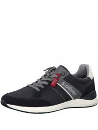 S.Oliver Sneaker Μπλε 5-13611-24 805