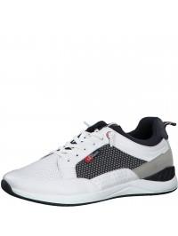S.Oliver Sneaker Λευκό 5-13611-26 100