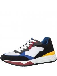 S.Oliver Sneaker Λευκό Πολύχρωμο 5-13615-24 990
