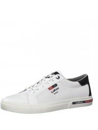 S.Oliver Sneaker Λευκό 5-13630-24 100