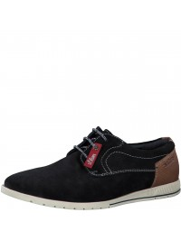 s.Oliver Ανδρικά Casual Sneakers Μπλε 5-13635-24 805