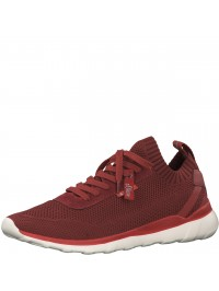S.Oliver Ανδρικό Sneakers Κόκκινο/Μπορντό 5-13642-22 500