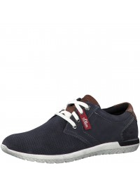 s.Oliver Ανδρικά Casual Sneakers Μπλε 5-13644-24 800