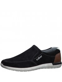 s.Oliver Ανδρικά Casual Sneakers Μπλε 5-14607-24 805