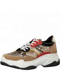 s.Oliver Sneaker Ταμπά/Λεοπάρ 5-23645-34 318