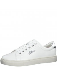 s.Oliver Sneaker Λευκό 5-23660-24 107