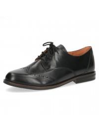 Caprice Casual/Oxford Μαύρο 9-23200-25 022